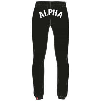 Alpha BP Jogger Woman - black