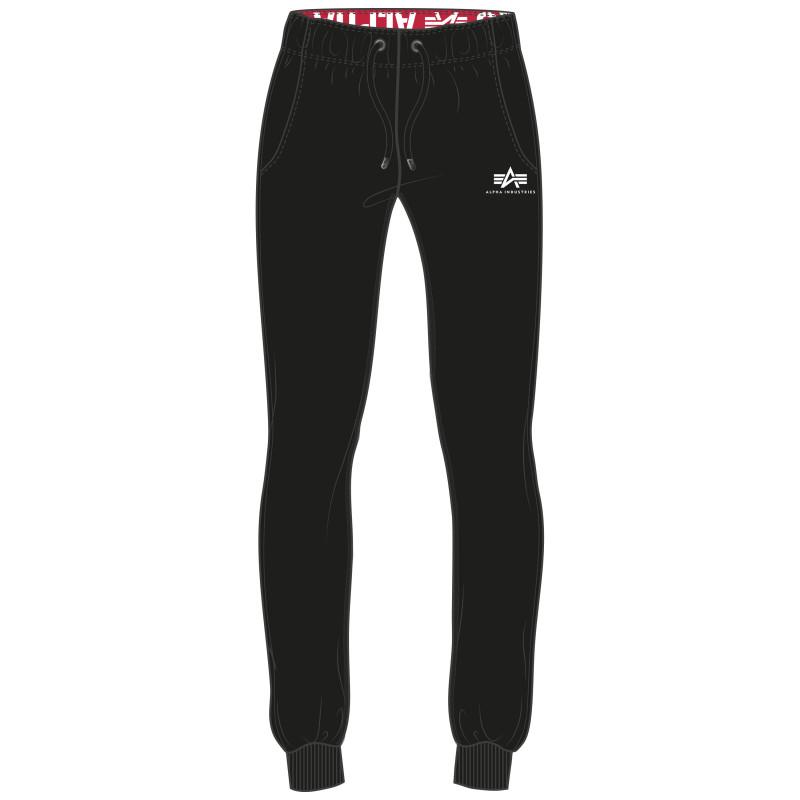 Basic Sweat Pant Woman - black