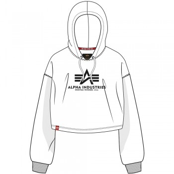 Basic Hoody COS Woman - white