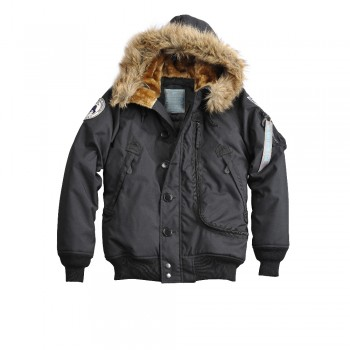 Polar Jacket SVL Woman - black