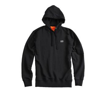 X-Fit Hoody - black