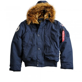 Polar Jacket SV - replica blue