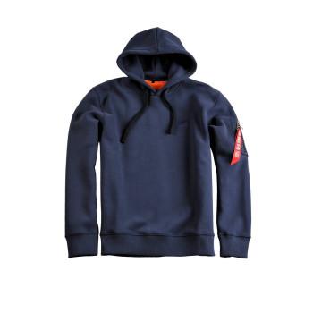 X-Fit Hoody - replica blue