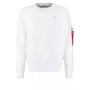 X-Fit Sweat - white