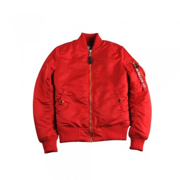 MA-1 VF PM Woman - speed red