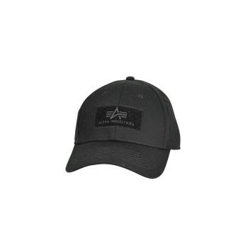 Velcro Cap - black
