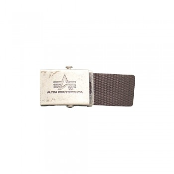 Heavy Duty Belt 4 cm - brown