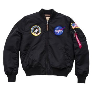 MA-1 VF NASA - black