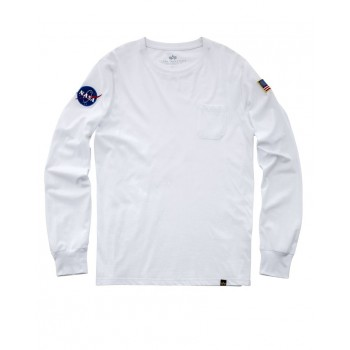 NASA LS - white