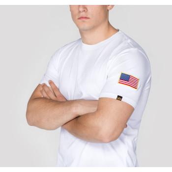 NASA T - white