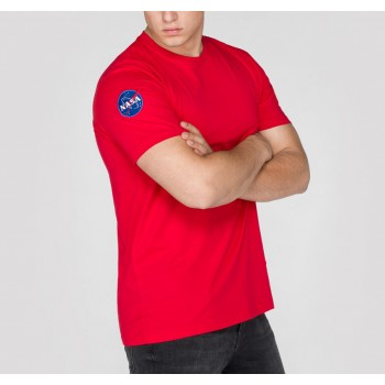 NASA T - speed red