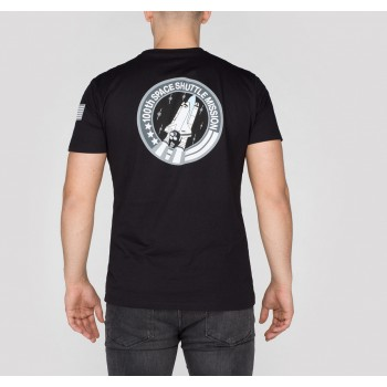 SPACE SHUTTLE T - black