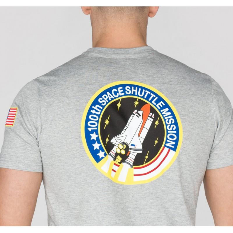 SPACE SHUTTLE T - greyheather