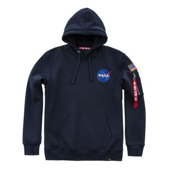 Space Shuttle Hoody - replica blue
