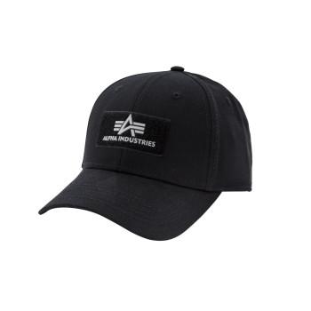 Velcro Cap II - black