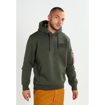 X-Fit Hoody - dark green