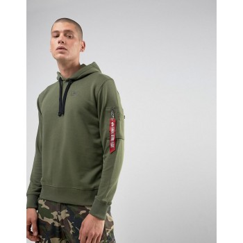 X-Fit Hoody - olive