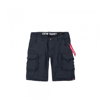 CREW SHORT - replica blue