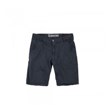 KEROSENE SHORT - replica blue