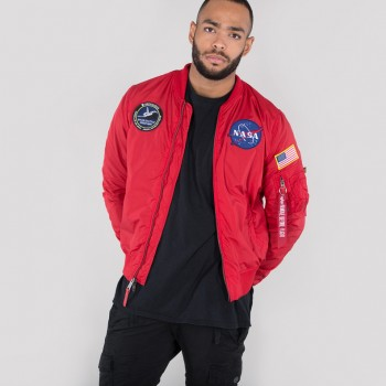 MA-1 TT NASA Reversible II - speed red