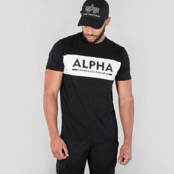 Alpha Inlay T - black