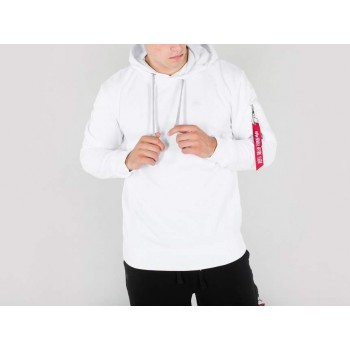 X-Fit Hoody - white