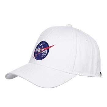 NASA Cap - white