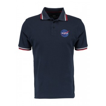 NASA POLO - replica blue
