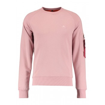 X-Fit Sweat - silver pink