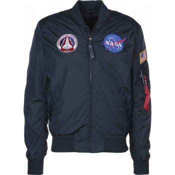 MA-1 TT NASA Reversible II - replica blue