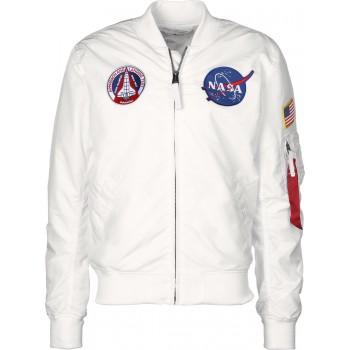 MA-1 TT NASA Reversible II - white