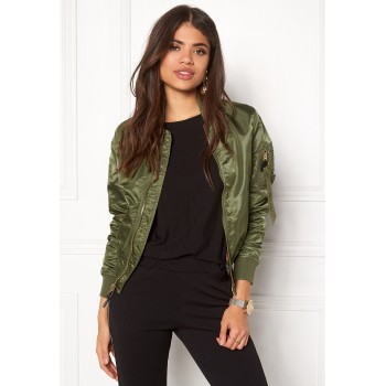 MA-1 VF LW Woman - sage green/gold
