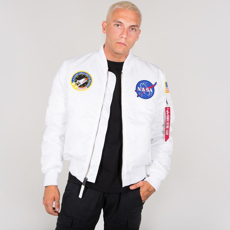 MA-1 VF NASA - white