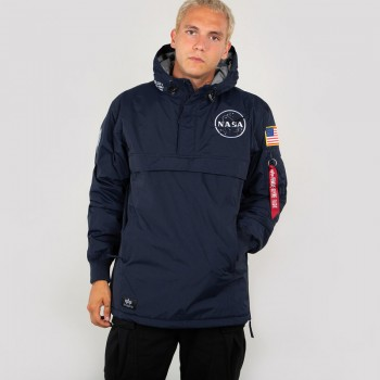 NASA ANORAK - replica blue
