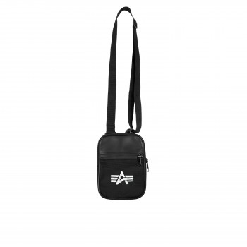 Utility Bag Reflective - black