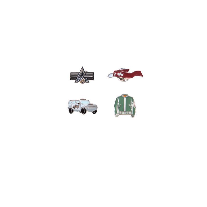 Alpha Pin Set