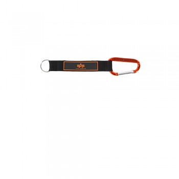Alpha Short Strap - flame orange