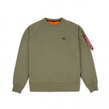 X-Fit Sweat - olive