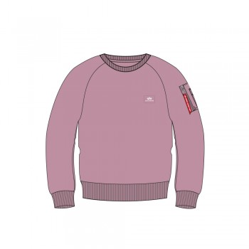 X-Fit Sweat Woman - silverpink
