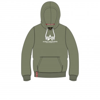 New Basic Hoody Woman - olive