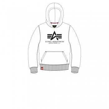 Basic Hoody Kids/Teens - white