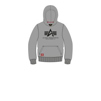 Basic Hoody Kids/Teens - grey heather
