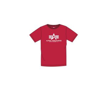 Basic T Kids/Teens - speed red