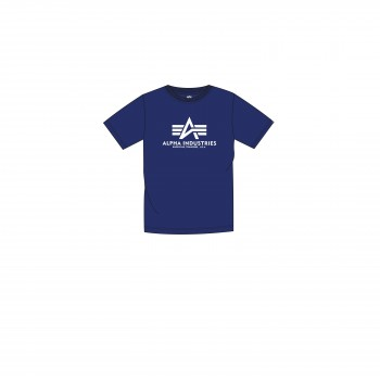 Basic T Kids/Teens - nautical blue