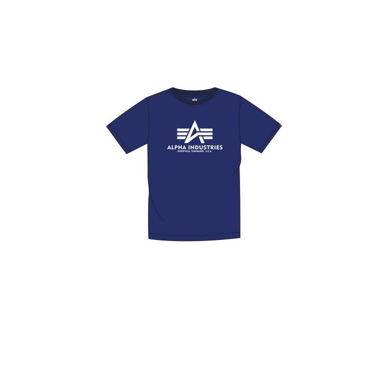 Basic T Kids/Teens - nautical blue