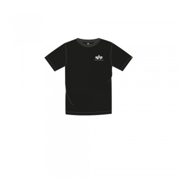 Basic T Small Logo Kids/Teens - black