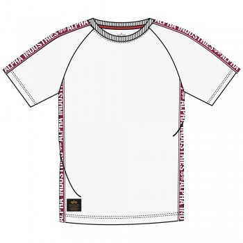 Al Tape T Woman - white