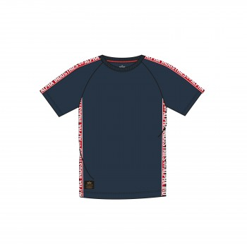 Al Tape T - new navy/red