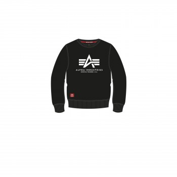 Basic Sweater Kids - black