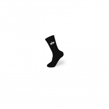 Basic Socks 3 Pairs - black
